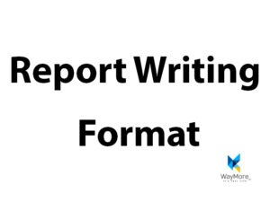 Report Format -10 Easy Steps with Examples