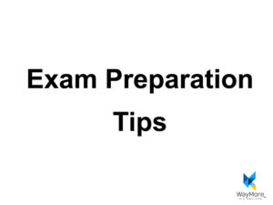 Exam Preparation Tips – 7 Steps